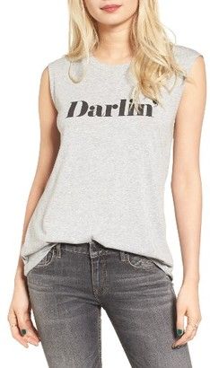 Women's Rebecca Minkoff Darlin' Muscle Tee $58 thestylecure.com