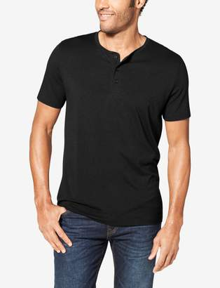 Tommy John Tommyjohn Second Skin Short Sleeve Henley