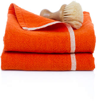 Caravan Home Decor Chunky Linen Tea Towel Set