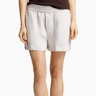 James Perse Canvas Linen Short