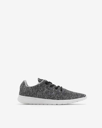 Express Textured Knit Sneakers