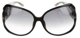 Michele Oversize Tinted Sunglasses