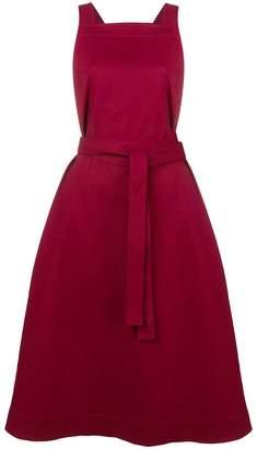 YMC pinafore dress