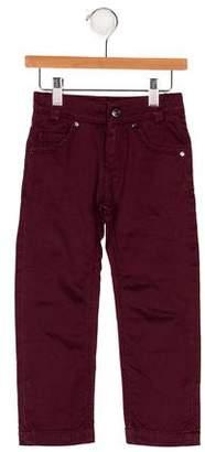 Burberry Boys' Canvas Straight-Leg Pants w/ Tags