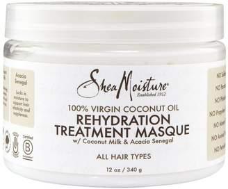 Shea Moisture Sheamoisture 100% Virgin Coconut Oil Rehydration Treatment Masque