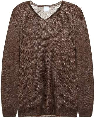 Max Mara Alea mohair and wool-blend sweater