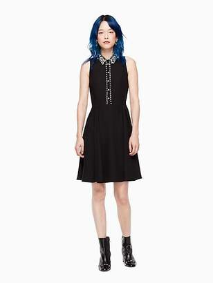 Kate Spade Pearl collar dress