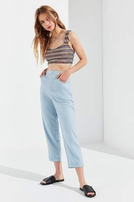 Urban Outfitters Grace Linen Cropped Pant