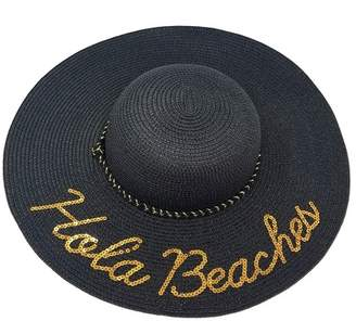 David & Young Hola, Beaches Floppy Hat