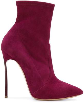Casadei heeled ankle boots