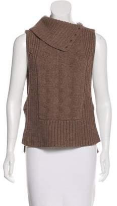 Mayle Sleeveless Knit Sweater