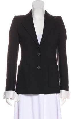 Maison Margiela Structured Wool Blazer