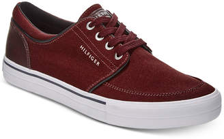 Tommy Hilfiger Men Redd2 Lace-Up Sneakers Men Shoes