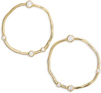 Gorjana Josslyn Hoop Earrings