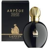 Lanvin àrpégé by 50ml Edp Spray women with 1 Nail Polish free Gift
