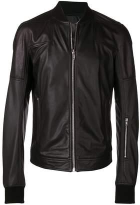Rick Owens slim-fit bomber jacket