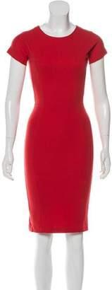 Stella McCartney Short Sleeve Bodycon Dress