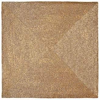 Kim Seybert Metal Bead Square Placemat
