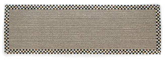 Mackenzie Childs MacKenzie-Childs Braided Wool/Sisal Runner, 2'6 x 9'