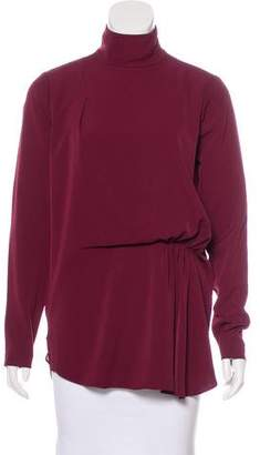 By Malene Birger Asymmetrical Long Sleeve Top