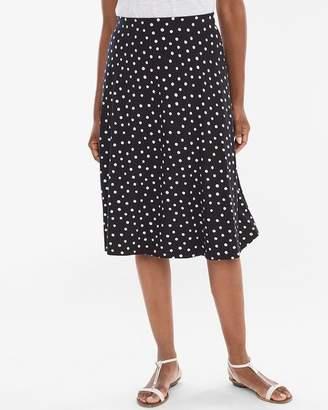 Artistic Dot Skirt