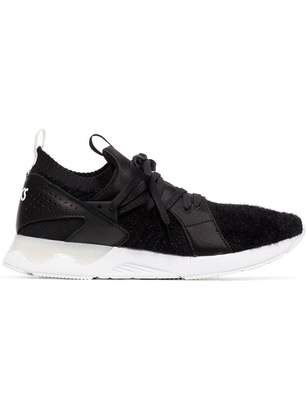 Asics Black Gel Lyte Sanze Sneakers