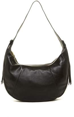 Elizabeth and James Zoe Large Leather Hobo