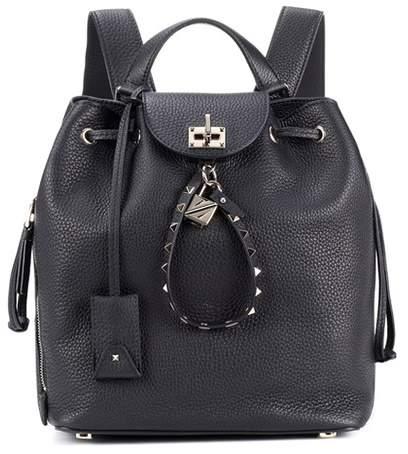 Valentino Garavani leather backpack