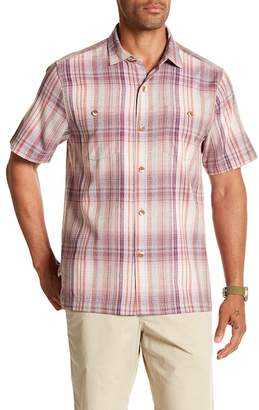 Tommy Bahama Banyan Cay Plaid Shirt