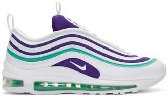 Nike White Air Max 97 Ultra '17 SE Sneakers
