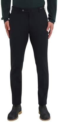 Pt01 B-stretch Wool Trousers