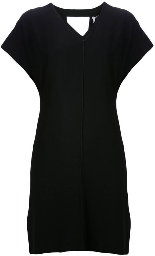 Derek Lam 10 Crosby wrapped t-shirt dress