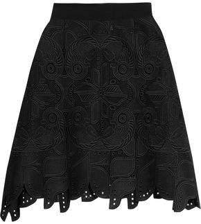 Antonio Berardi Guipure Lace Skirt