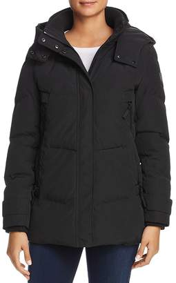 Vince Camuto Matte Short Puffer Coat
