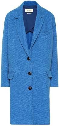 Etoile Isabel Marant Isabel Marant, étoile Gimi wool-blend coat
