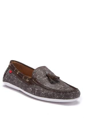 Marc Joseph New York Bushwick Leather Tassel Loafer