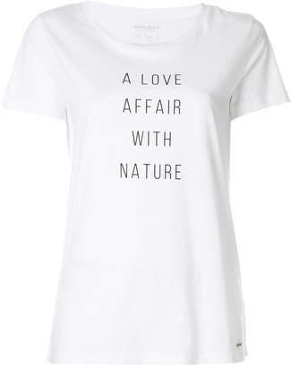 Woolrich printed T-shirt