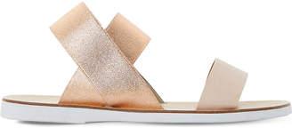 Dune Lacer elasticated sandals