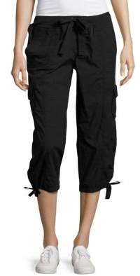 Calvin Klein Cropped Active Cargo Pants