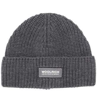 Woolrich folded beanie