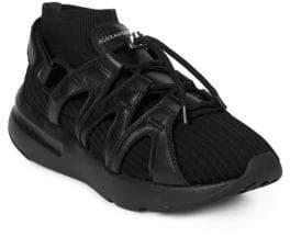 Alexander McQueen Classic Running Sneakers
