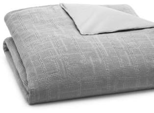 Oake Waffle Plaid Duvet Cover, Full/Queen - 100% Exclusive