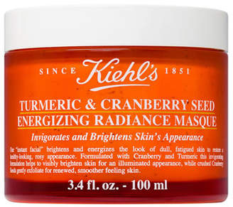 Kiehl's Turmeric & Cranberry Seed Energizing Radiance Masque, 100 mL