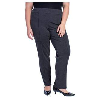 58154ca6ef8 at Walmart.com · George Women s Plus-Size Ponte Career Suiting Pants
