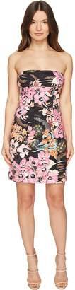 Just Cavalli Flower Power Print Cami Dress Women's Dress