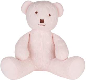 Ralph Lauren Cashmere Knitted Teddy Bear