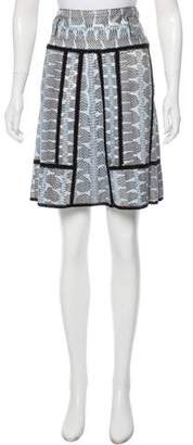 Proenza Schouler Leather Knee-Length Skirt
