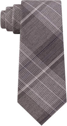 Kenneth Cole Reaction Men Plaid Tie