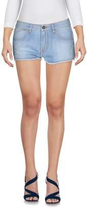 Gold Case Denim shorts