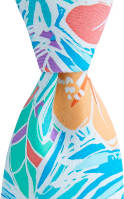 Vineyard Vines Kennedy Gulf Tropical Skinny Tie